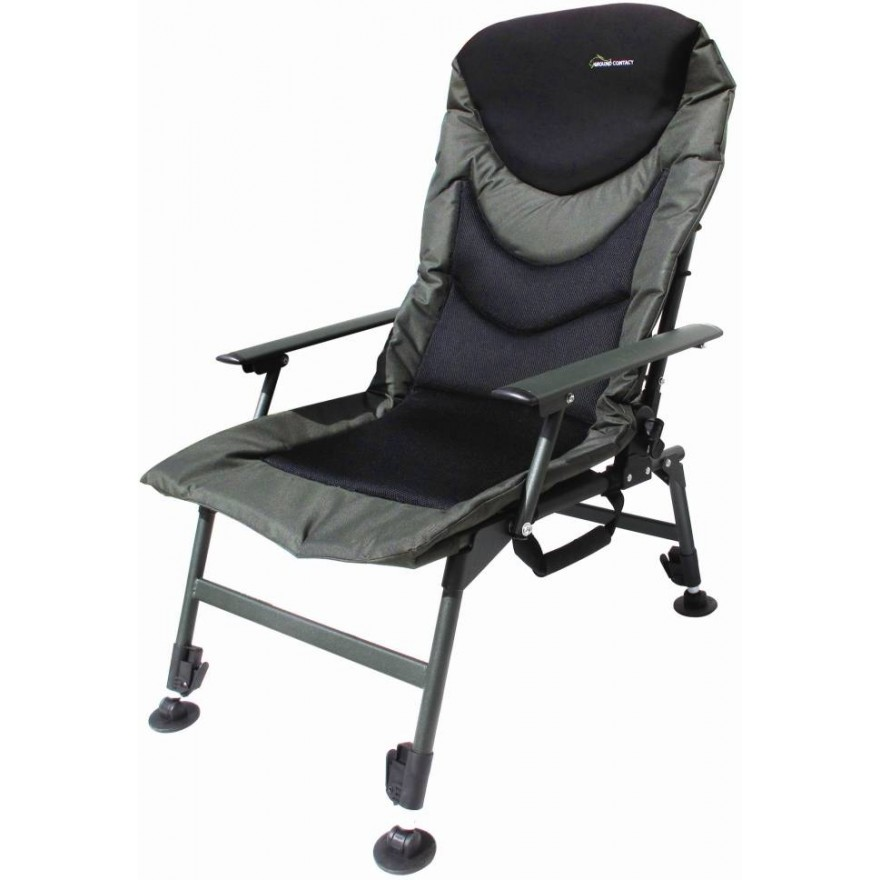 Jenzi Ground Contact Comfort Chair m. Armlehnen