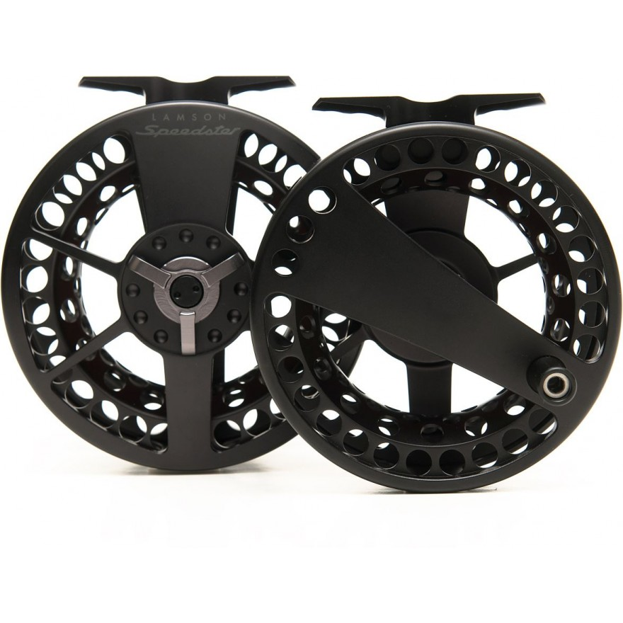 Waterworks Lamson Speedster HD Black