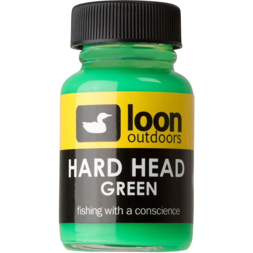 Loon Hard Head Green
