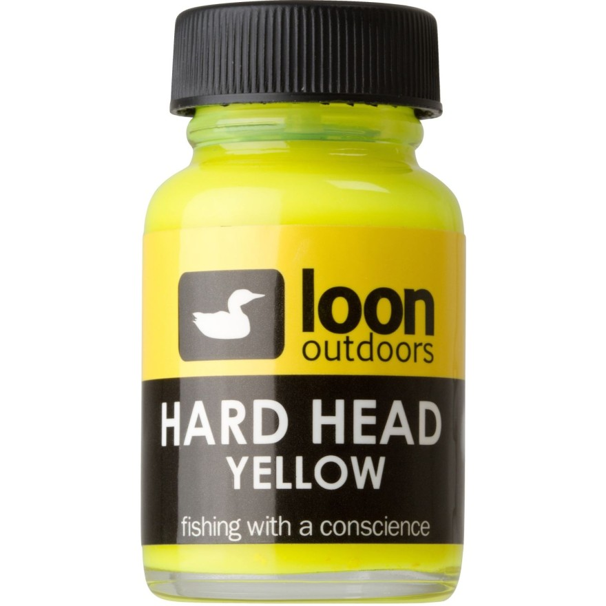 Loon Hard Head Yellow