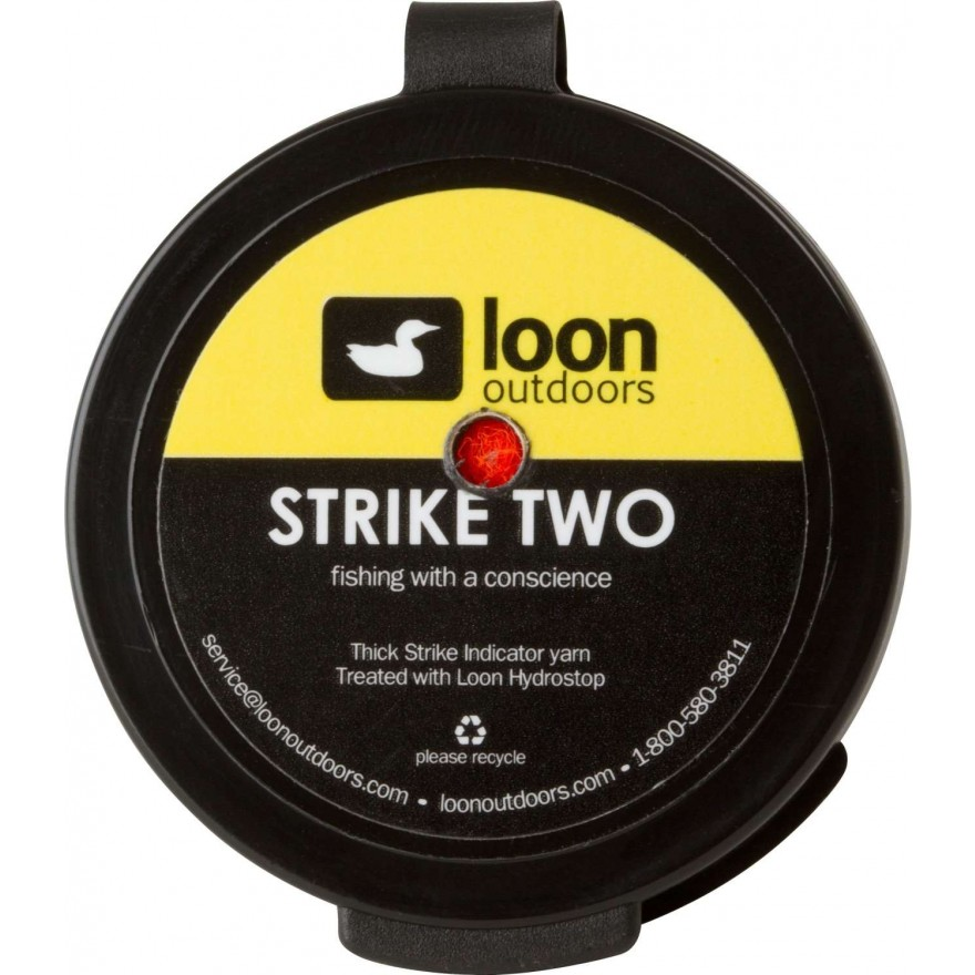 Loon Strike Two Orange