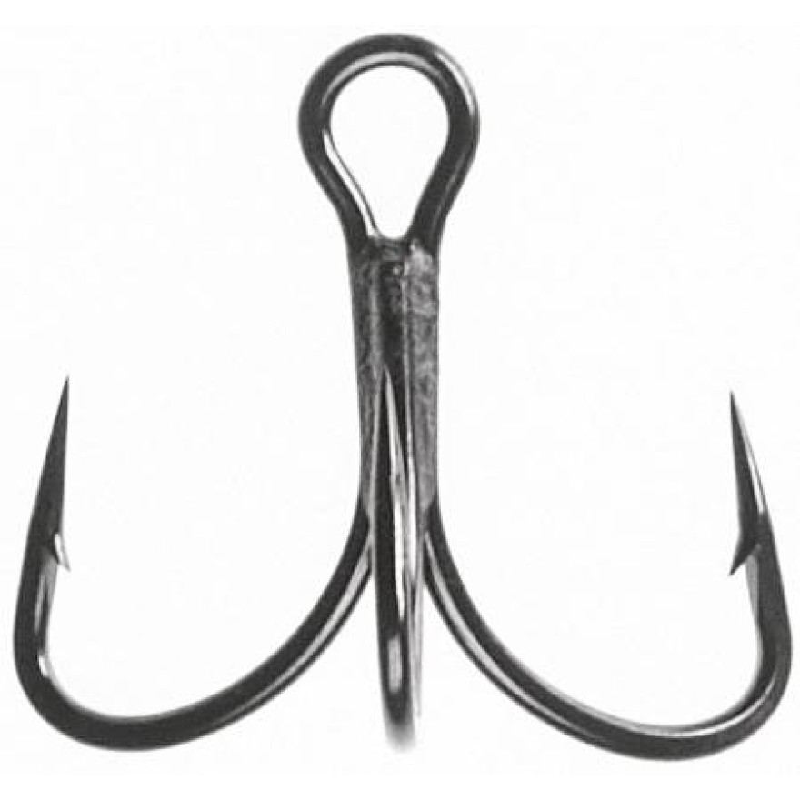Mustad Treble Hooks Ultra Point TG76NP-BN