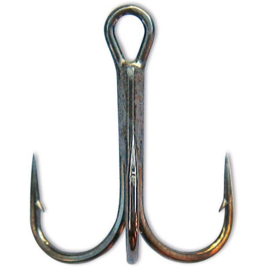 Mustad Treble Hooks Ultra Point TR58NP-BN