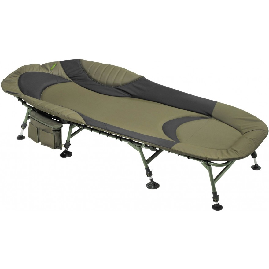 Pelzer Executive Bed Chair II 2.05 x0.85m 8legs