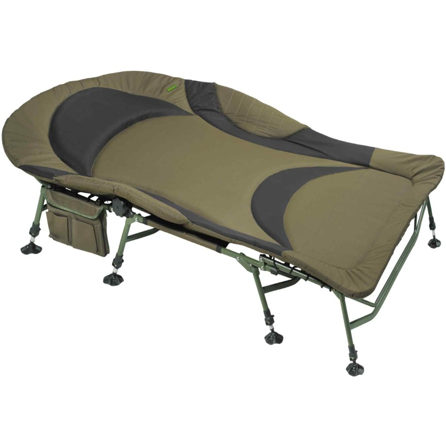 Pelzer Executive Double Bed Chair - 8 Legs