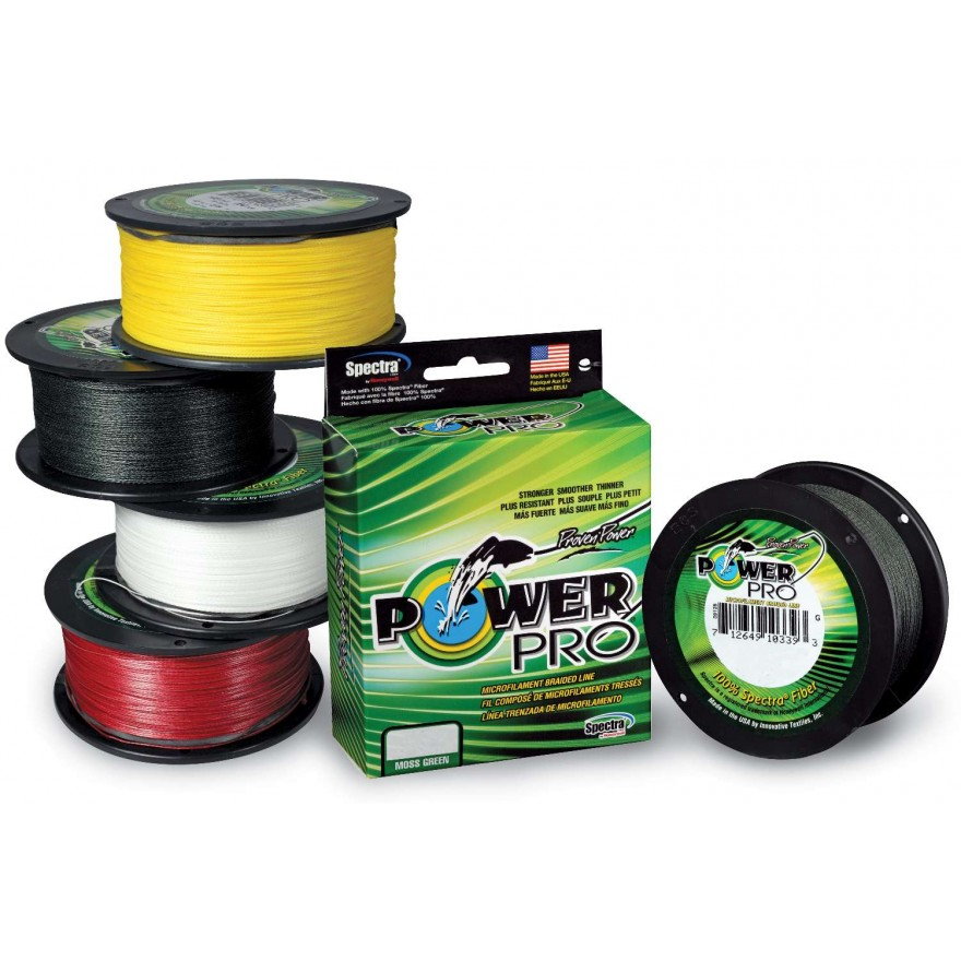 POWER Pro Microfilament 1370m