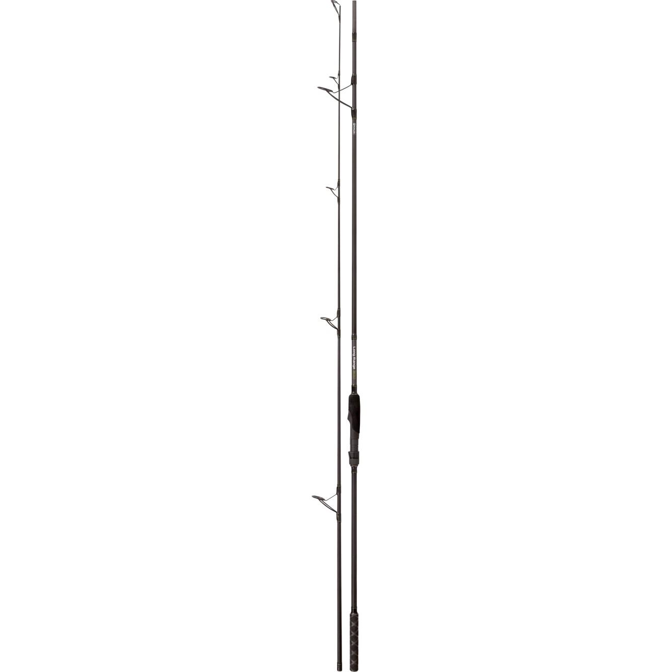 QFWN Bef/örderung!3,6 m 4,5 m Telescopic Spinning Angelrute Kohlenholzgriff Karpfen Angelrute Seefelsen Angelrute Test 30-150g Length : 210cm
