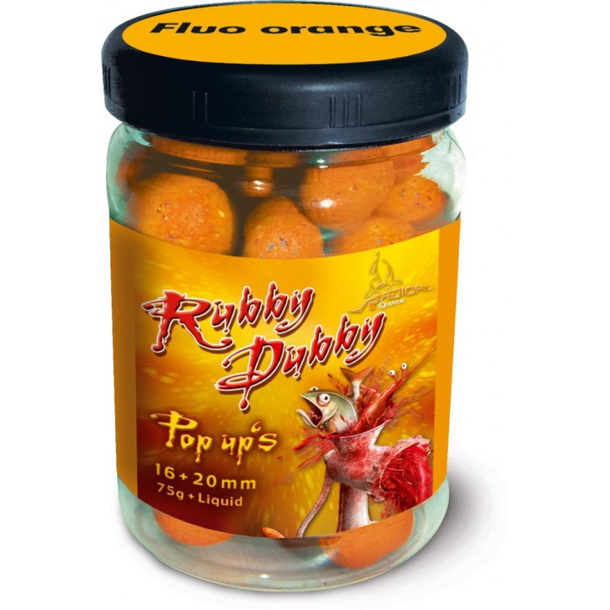 QUANTUM Rubby Dubby  Neon Pop Up 75g