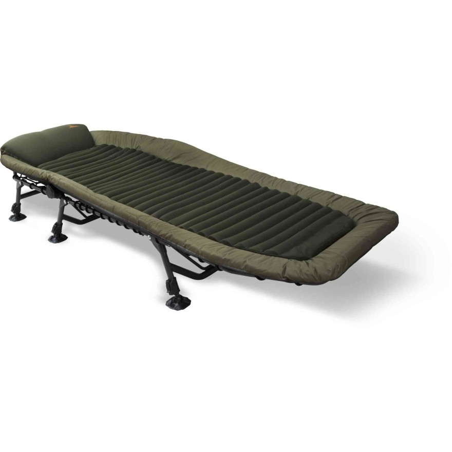 Quantum Radical Session Chiller Bed Chair Mark II 2.10m