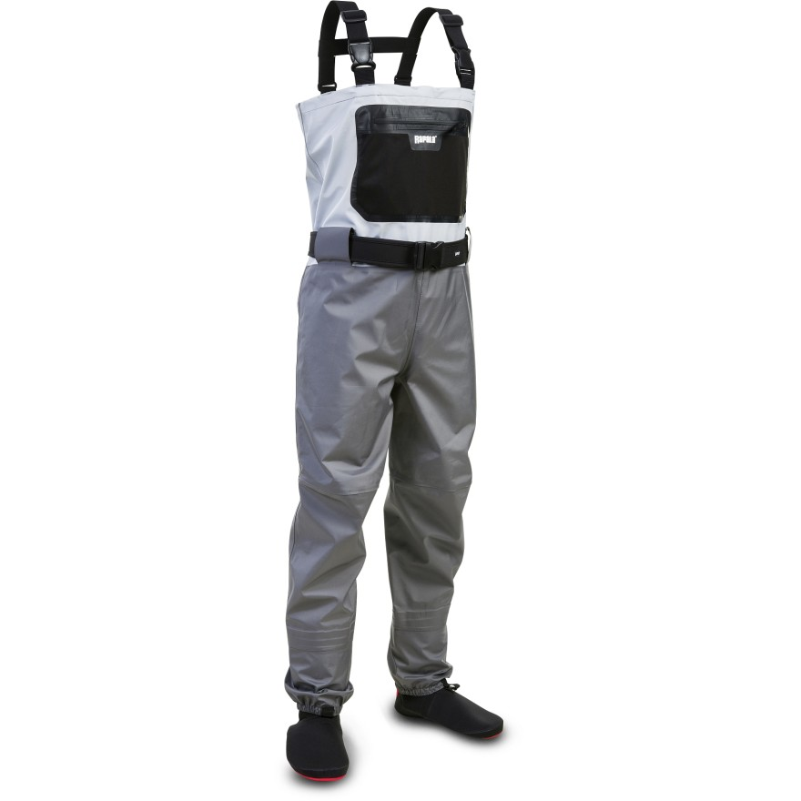Rapala X-Protect Chest Waders grau