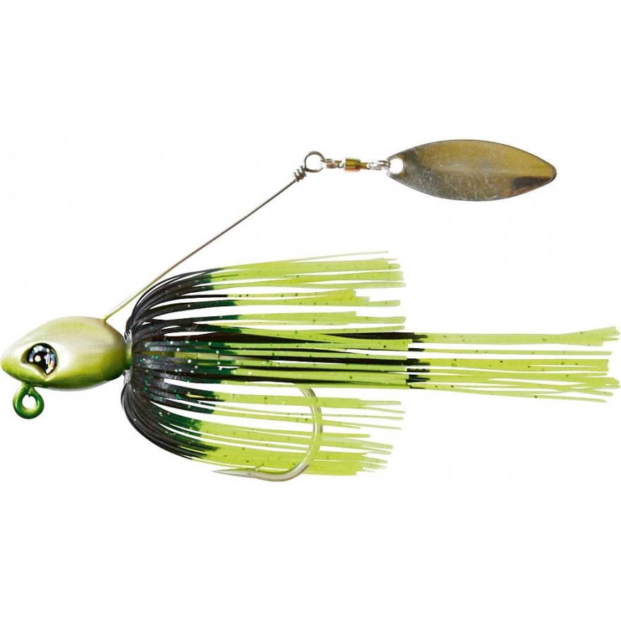 Rhino Black Cat Spin Jig