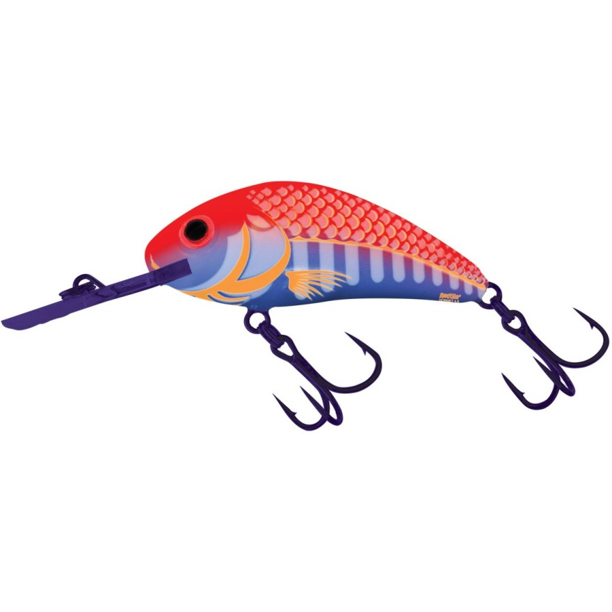 Salmo Rattlin Hornet Floating 6.5cm