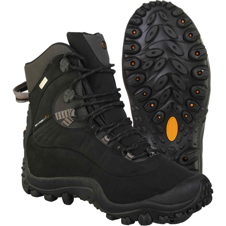 SG Offroad Boot Black