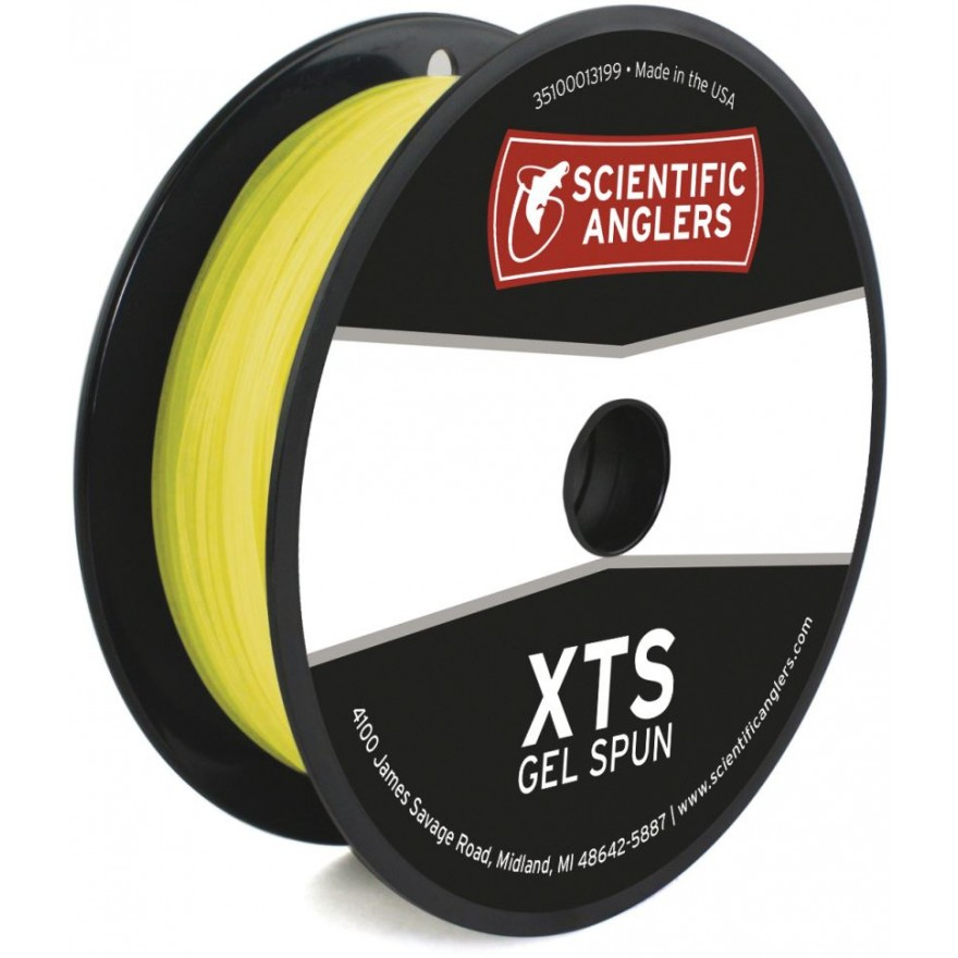 Scientific Anglers - XTS Gel Spun Backing 1000 yd