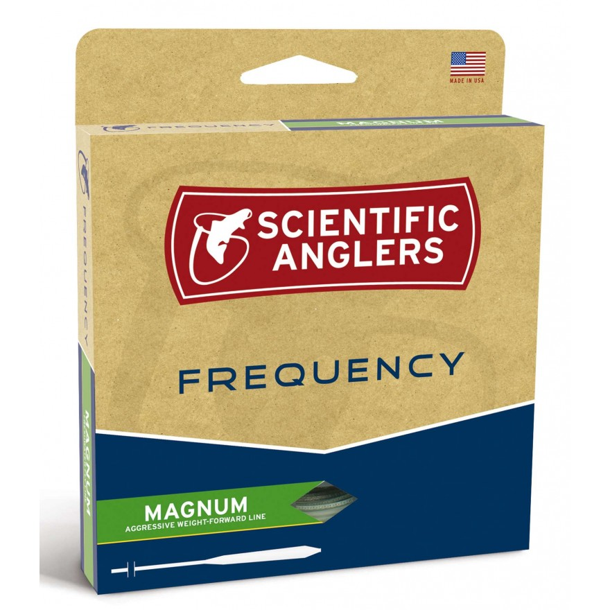 Scientific Anglers - Frequency Magnum Mist Green WF-F