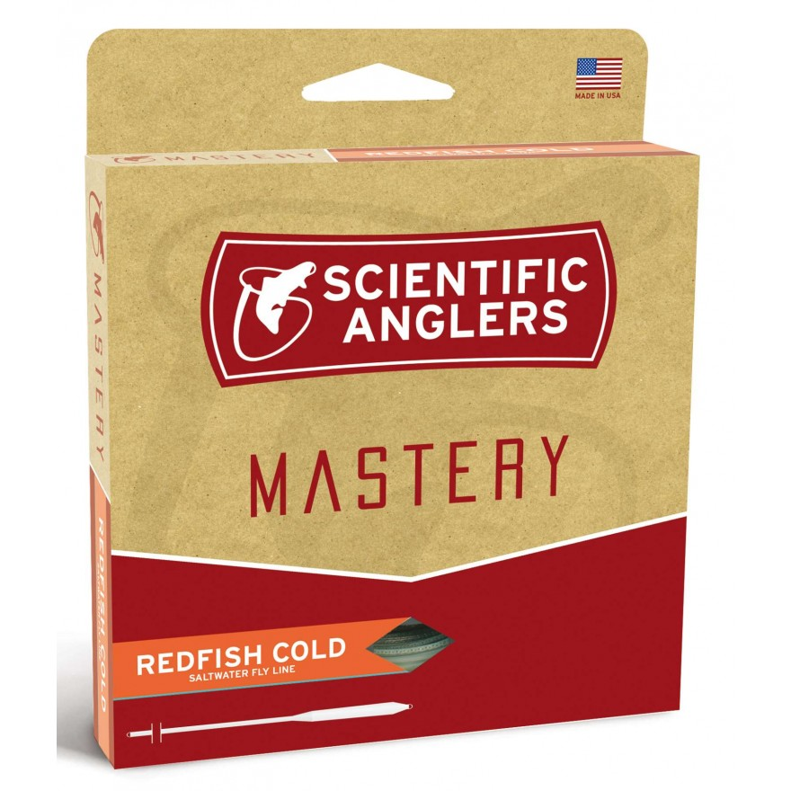Scientific Anglers - Mastery Redfish Coldwater Aqua/Sand WF-