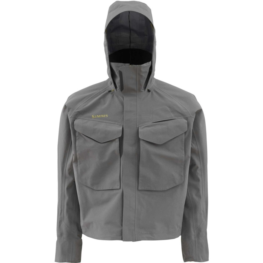 Simms Guide Jacket Iron