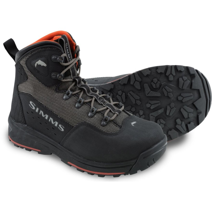 Simms Headwaters Boot Gunmetal