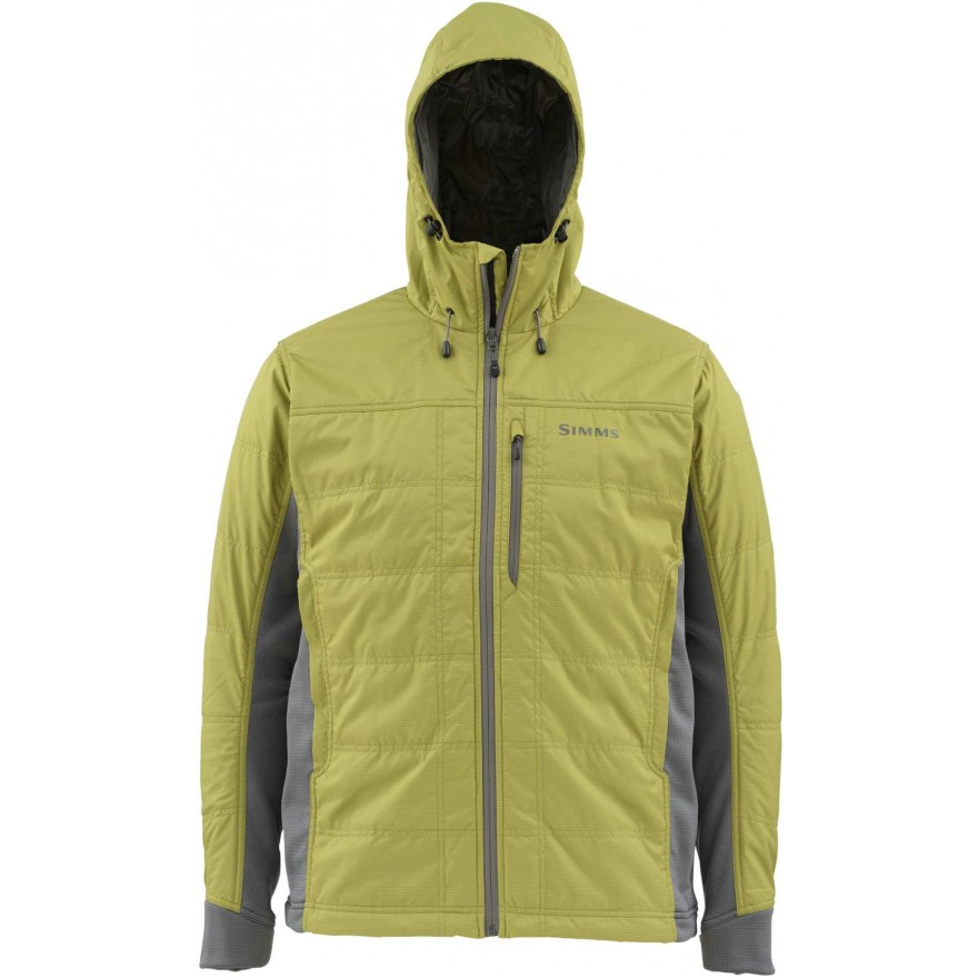 Simms Kinetic Jacket Army Green