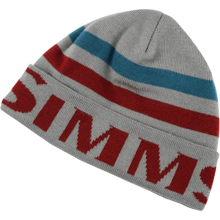 Simms Windstopper Flap Cap Concrete