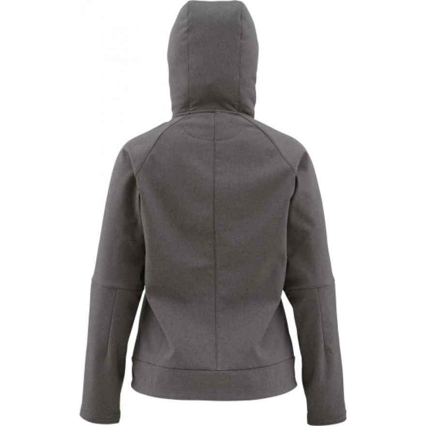 Simms Women's Rogue Fleece Hoody Iron