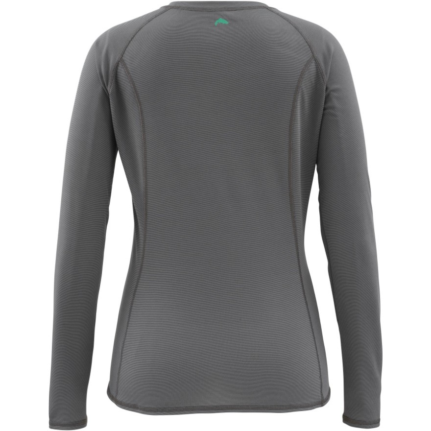 Simms Women's Waderwick Core Crewneck Iron