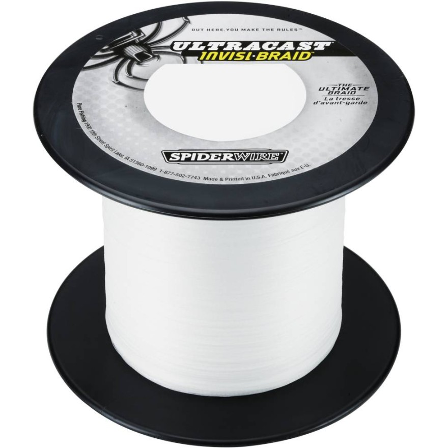 Spiderwire Ultracast 4 - Ultimate Invisi-Braid 1800m