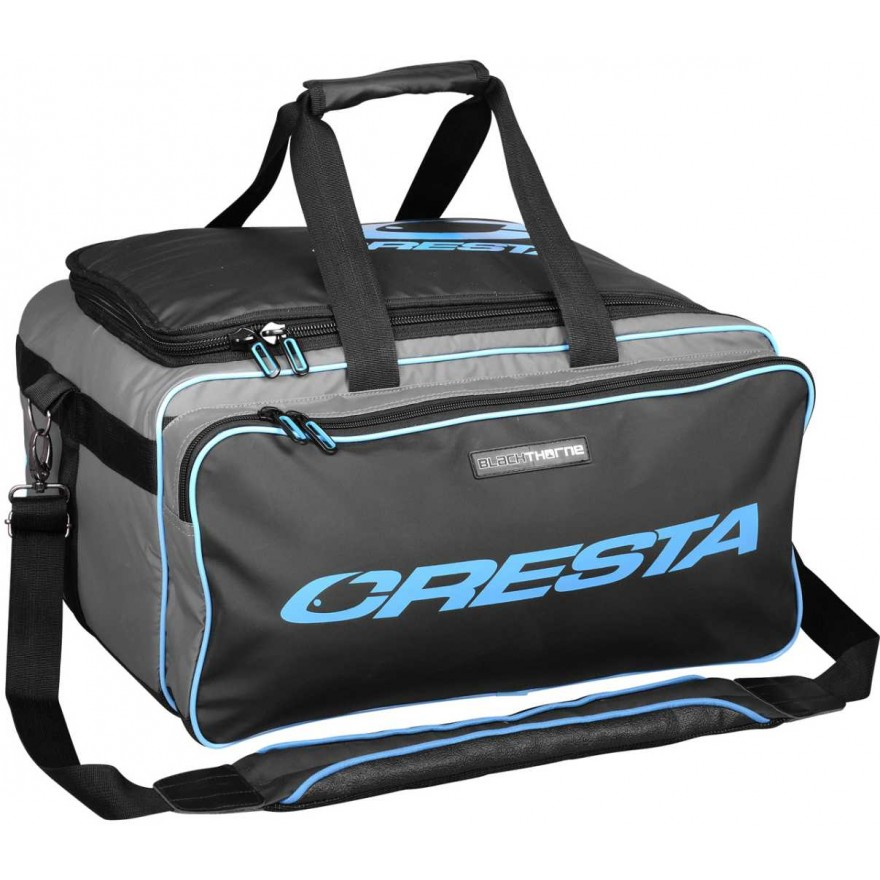 Spro Cresta Blackthorne Cool Baitbag XL