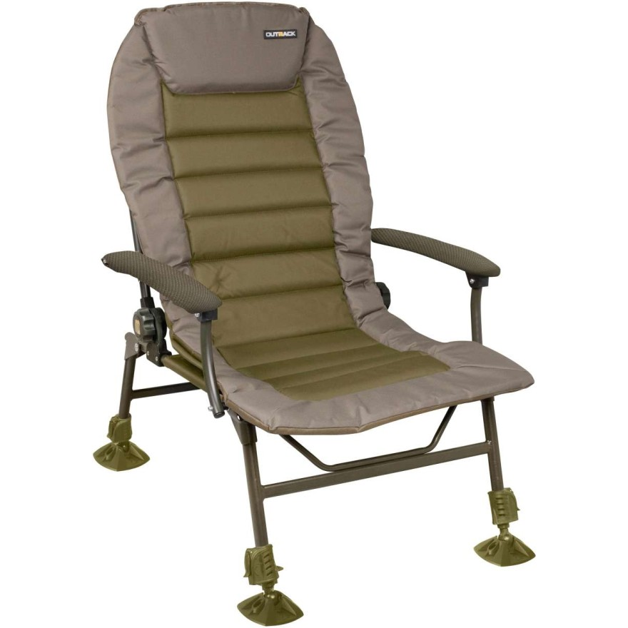 Spro Strategy Outback High Relaxa Chair