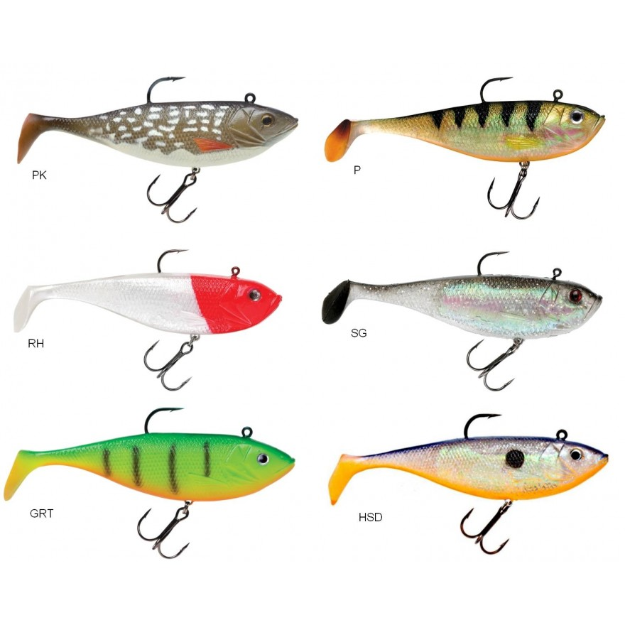 STORM Wild Eye Swim Shad Suspending