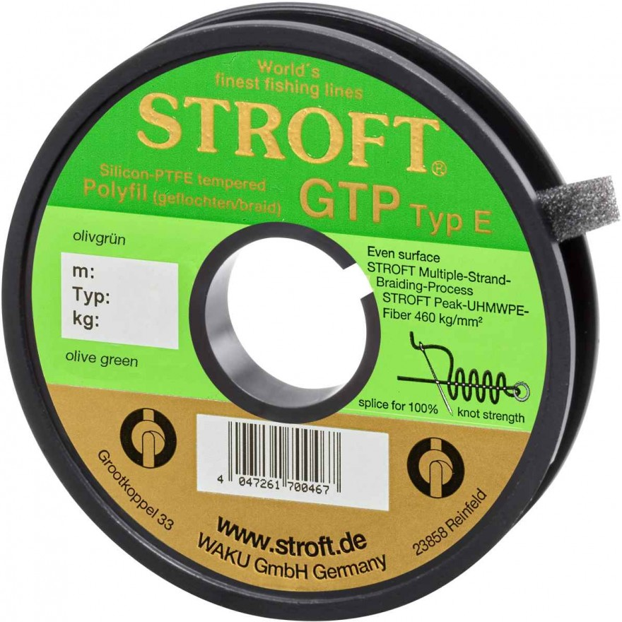 Stroft GTP Olive Green 25m Typ E