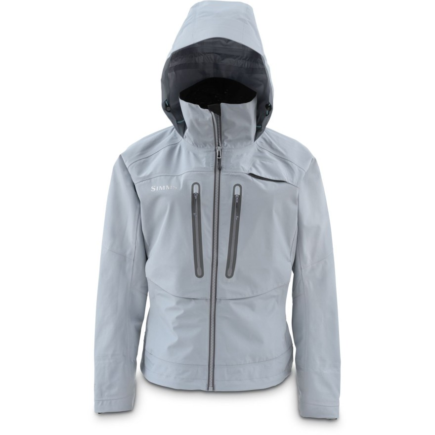 Simms Women's Guide Jacket Storm Cloud