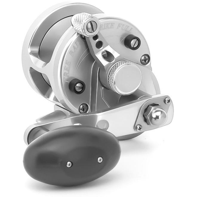 Avet SXJ 5.3 G2 Silver Lever Drag Casting Reel Left Handed