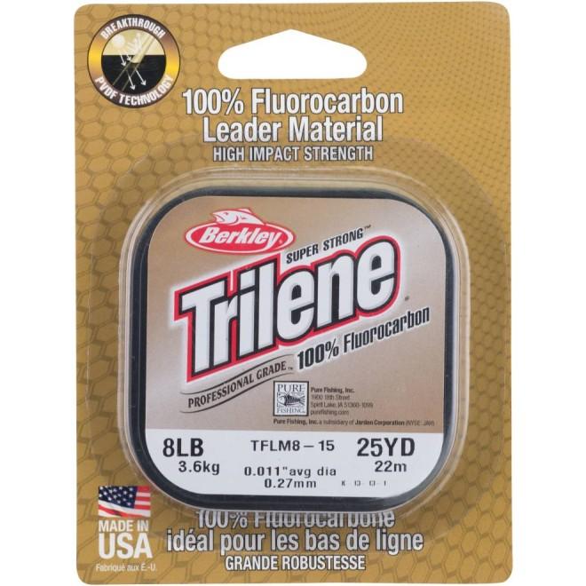Berkley Tfps8 15/fluorocarbone Effacer Peche TRILENE
