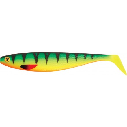 Fox Rage Gummifische Pro Shad Natural classics II 18cm Midnight Shiner