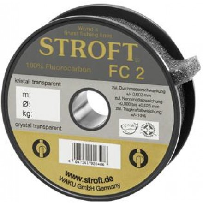 Stroft LS monofile Schnur 0.40mm 100m