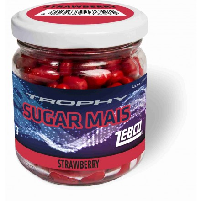 3,24 EUR//100gr Zebco Trophy Sugar Mais 125g Liver