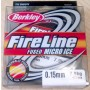 Berkley Fireline - Micro Ice Smoke 45m