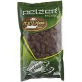 Pelzer Pellets 800g Micro brown, Halibut