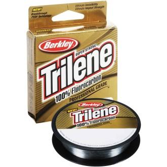 Berkley Trilene Fluorocarbono claro 50m - 0.25mm - 4.9kg