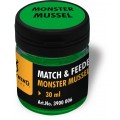 BROWNING Match & Feeder Dip, 30ml, Monster Mussel