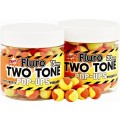 Dynamite Baits Two Tone Fluoro Pop Ups 94g Plum-Pineapple, 1