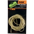 Fox Edges Hook Silicone Sz 10-7, 1.5m