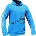 Jenzi Corrigator Sweat-shirt blau - M