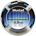 MUSTAD Thor Fluoro Carbon Leader, 25m, 0.25mm, 4.55kg, clear