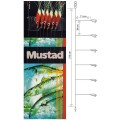 Mustad Piscator X-red Rig 4