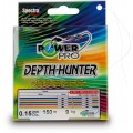 POWER PRO 150m, 0.10mm, 5kg, Depth Hunter