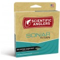 SA - Sonar Titan Big Water Sink 6+ Surf/Black 500grain 100lb