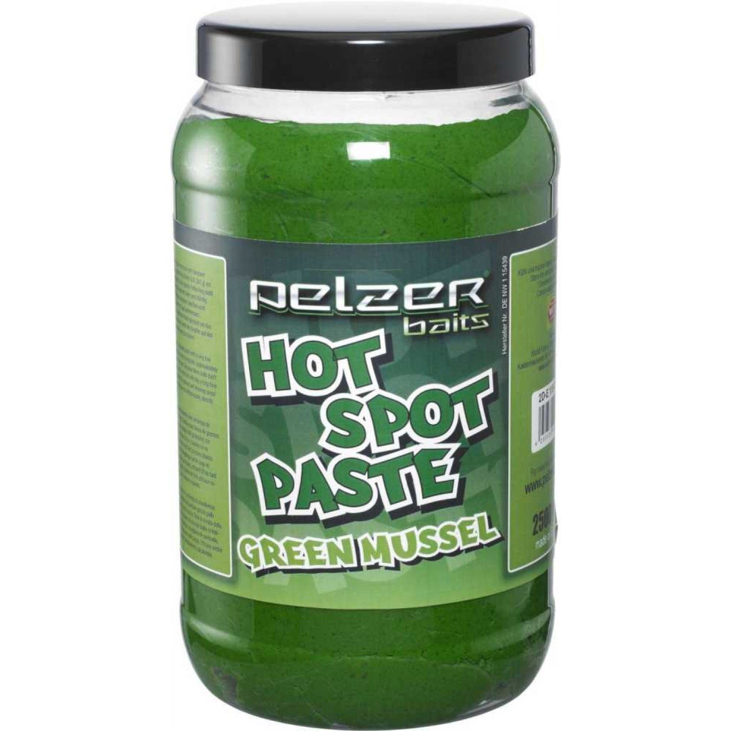 Pelzer Hot Spot Paste 2.5kg