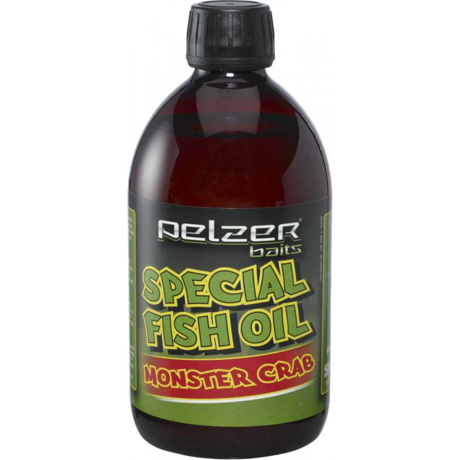 Pelzer Special Fish Oil 500ml